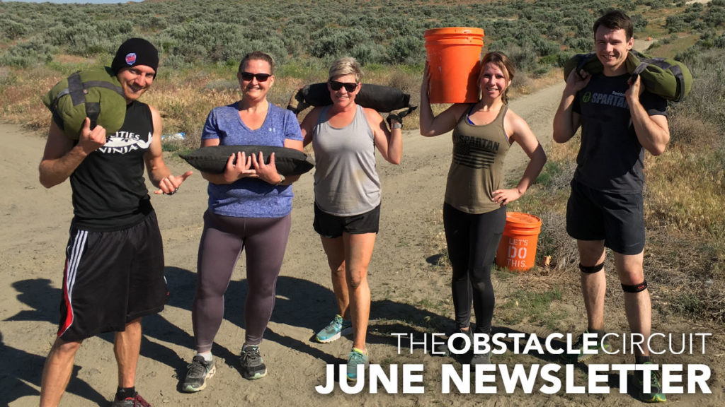 The Obstacle Circuit June 2019 Newsletter