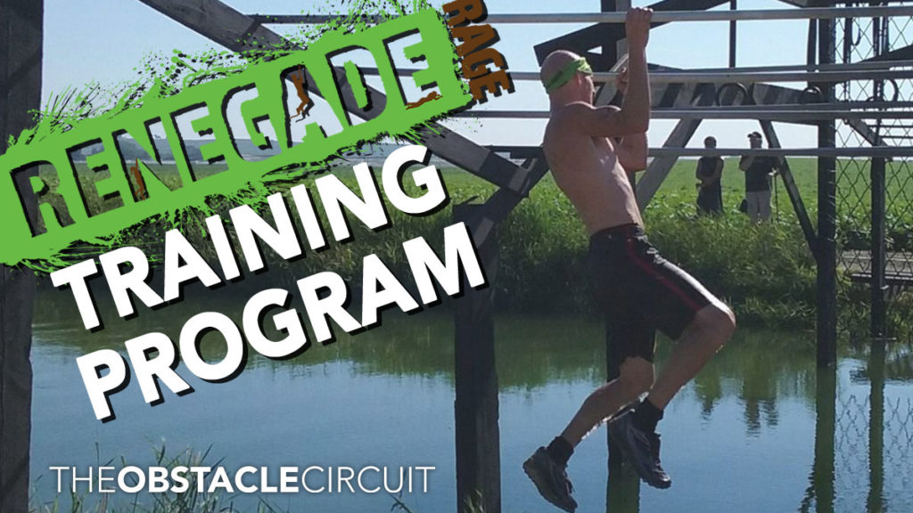 Renegade Rage 2019 Obstacle Training Program