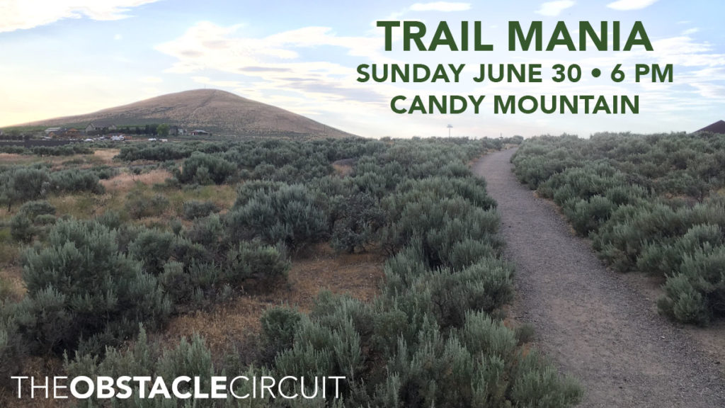 Trail Mania Sunday Special Class