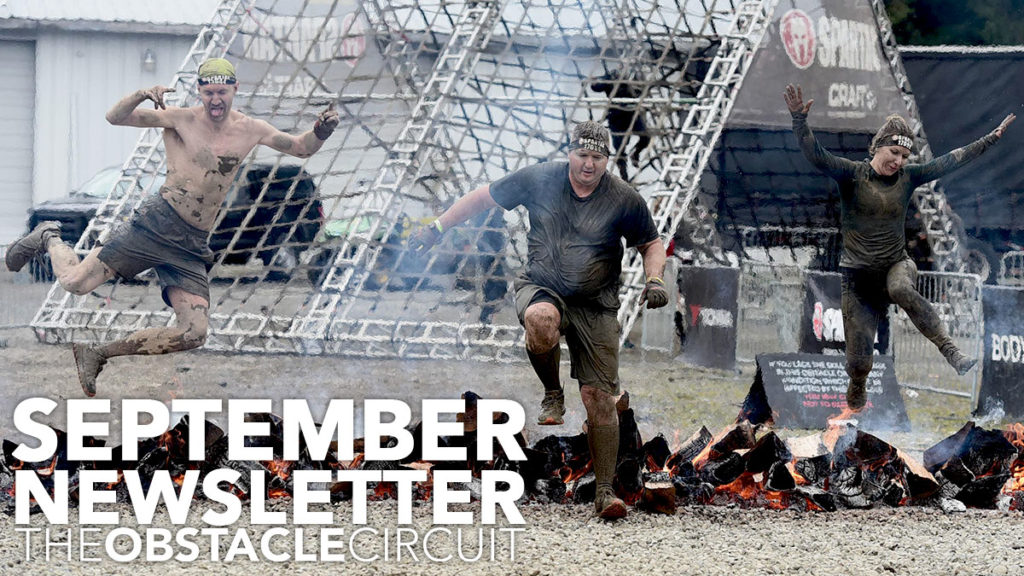 The Obstacle Circuit September Newsletter