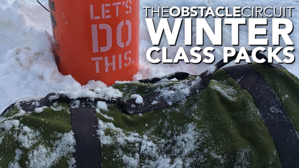 The Obstacle Circuit Winter Class Packs