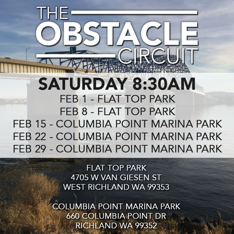 The Obstacle Circuit Fitness Class Schedule February 2020