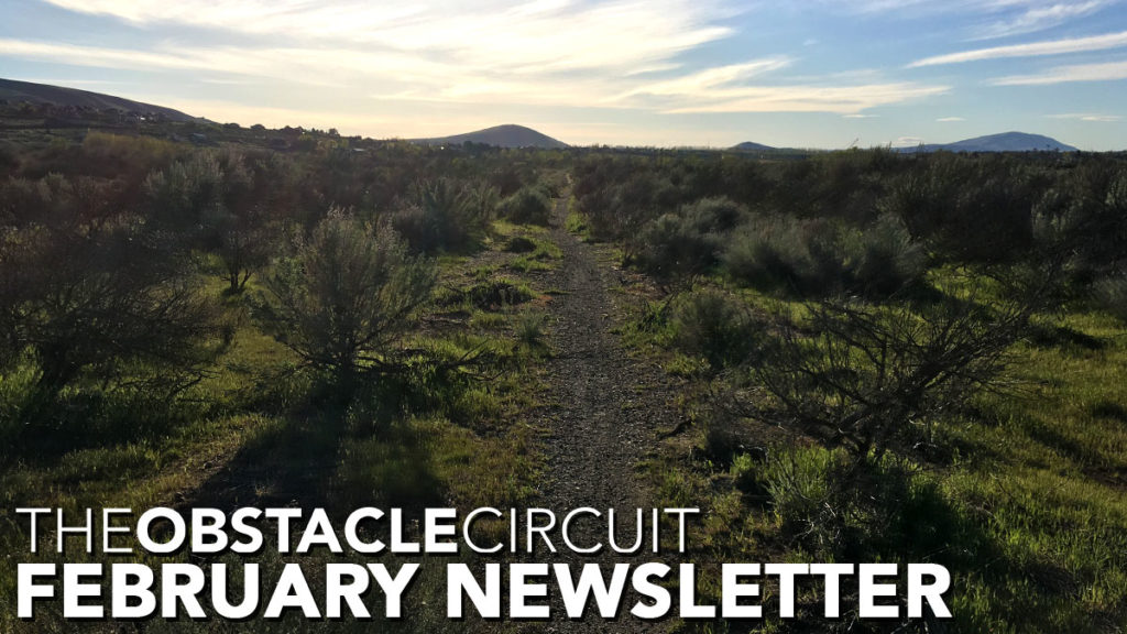 The Obstacle Circuit February 2020 Newsletter