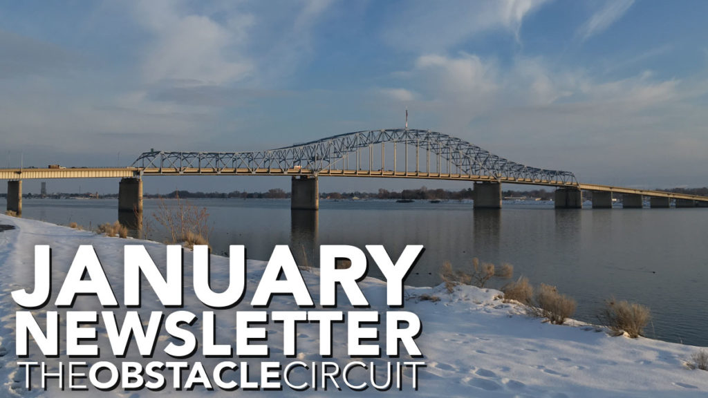 The Obstacle Circuit January 2020 Newsletter