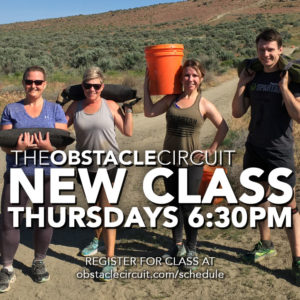 New The Obstacle Circuit Class Tri-Cities WA Functional Fitness Workout